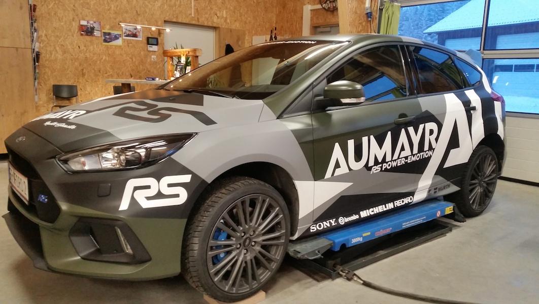Ford Focus RS - Design